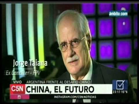 C5N - Desafio 2016: Argentina frente a China, la locomotora del mundo