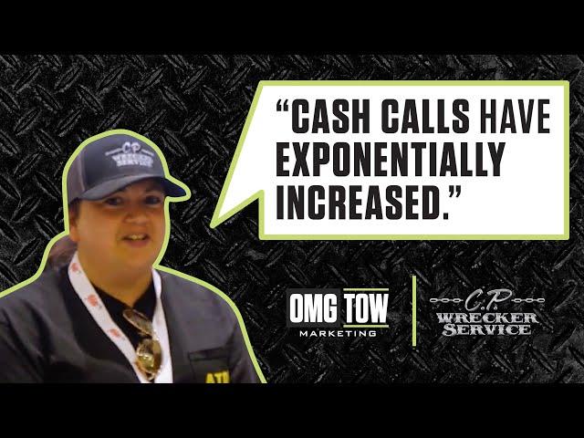 OMG Tow Marketing Testimonial - CP Wrecker Service
