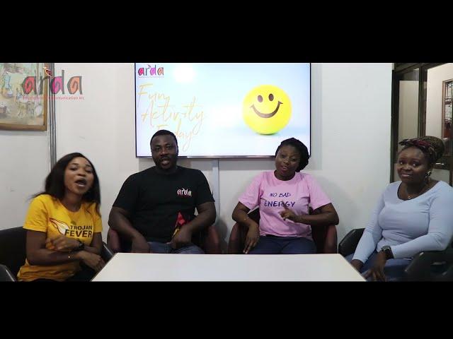 ARDA Fun Activity Friday #ARDAFAF - Episode 4