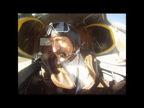 Lockheed Vega Maiden Flight