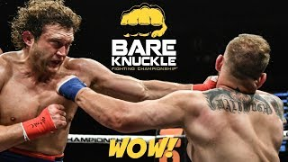 Unbelievable War! BKFC 7: Full Fight | Marlborough vs. Henry