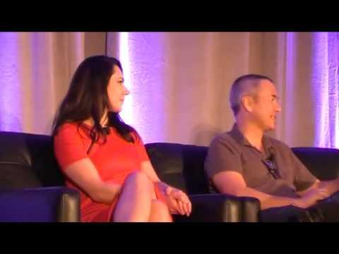 Steven Maeda & Kyra Zagorsky Talk Helix Season Two!