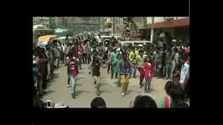 ICC T20 WORLD CUP 2014 Flash Mob Prime University.Mirpur-1,Dhaka-1216.