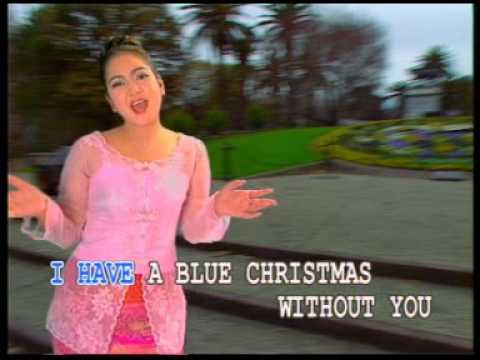Blue Christmas-Nindy Ellese