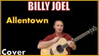 Allentown Acoustic Guitar Cover - Billy Joel Songs