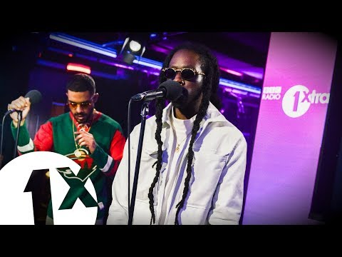 WSTRN - Clubbin' (Marques Houston cover) in the 1Xtra Live Lounge