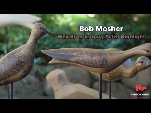 Bob Mosher   Weir River Estuary Park Committee Honors National Estuaries Week 9/19/20 - 9/26/20