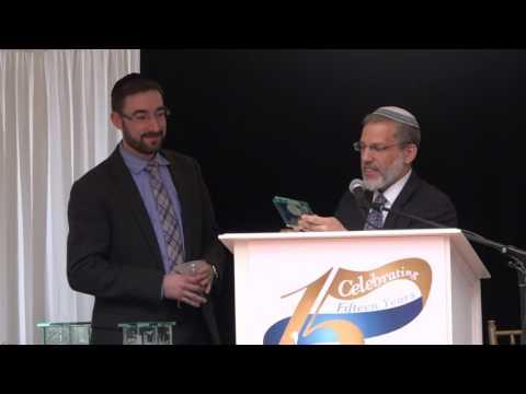 Yeshivat Lev HaTorah 15th Year Dinner Program