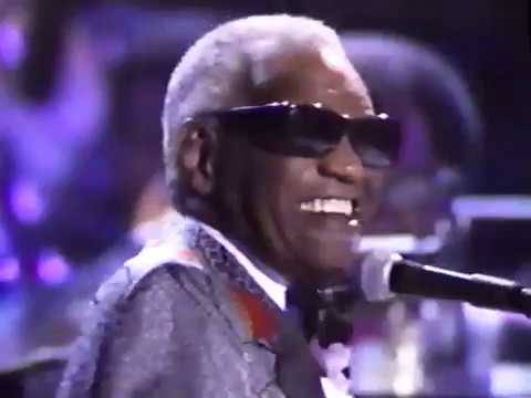 Ray Charles (feat. Stevie Wonder) - TV Special (1991)