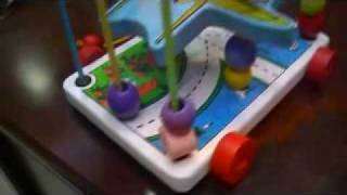 Wooden Kids Toys Rollercoaster 2