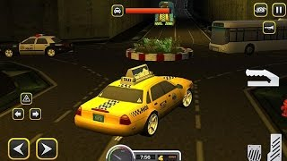 Taxi Driver - Best Taxi Game 3D (By 3BeesStudio) Android Gameplay HD