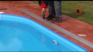 видео Крыши и навесы для уличных бассейнов