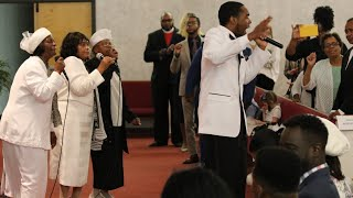 The PWC Revival Singers (Holy Consercrated Strength Revival)