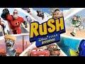 """Rush: A Disney-Pixar Adventure"" Xbox One gameplay demonstration at Disneyland Resort"