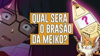 Qual será o brasão da Meiko?