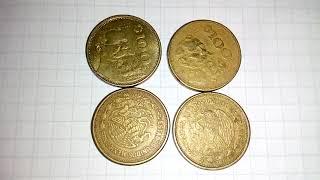 Moneda de 100 pesos de venustiano Carranza de 1984  precio, características e historia.