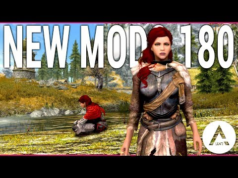 6 BRAND NEW Console Mods 180 - Skyrim Special Edition (PS4/XB1/PC)