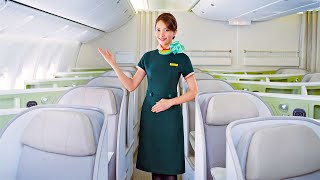 SO GOOD! EVA Air Boeing 777 Business Class from Bangkok to London