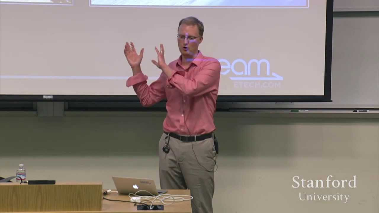 Stanford Seminar - Beam Yourself Anywhere