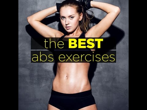 The Best Abs Exercises for Women from Women's Health