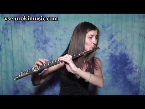 Как играть на Флейте P!nk - Just Give Me A Reason ft. Nate Ruess Cover самоучитель уроки обучение