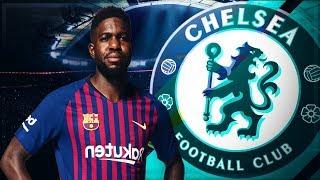 Baixar Transfer RECORD Cel mai Scump Aparator Umtiti 110.000.000Euro || FIFA 19 Ro Chelsea #11