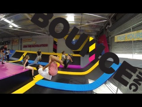 Bounce Inc Cannington Perth Trampoline