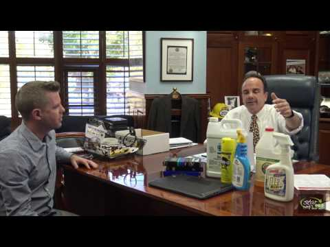 Kevin Takes a Tour of Bridgeport City Hall