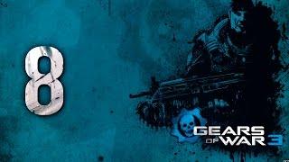 """Gears Of War 3   En Español   Capitulo 8 """"Carrera frenética"""""""