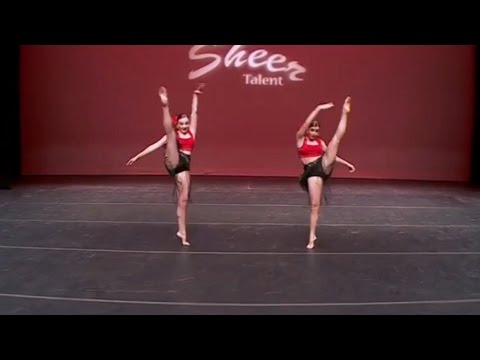 Dance Moms | Kendall And Kalani's Duet | Tango Para Tres (S7,E7)