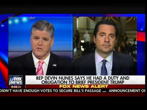 Rep Devin Nunes: Obama Officials Who Released General Flynn Tapes Face Five Years in Prison