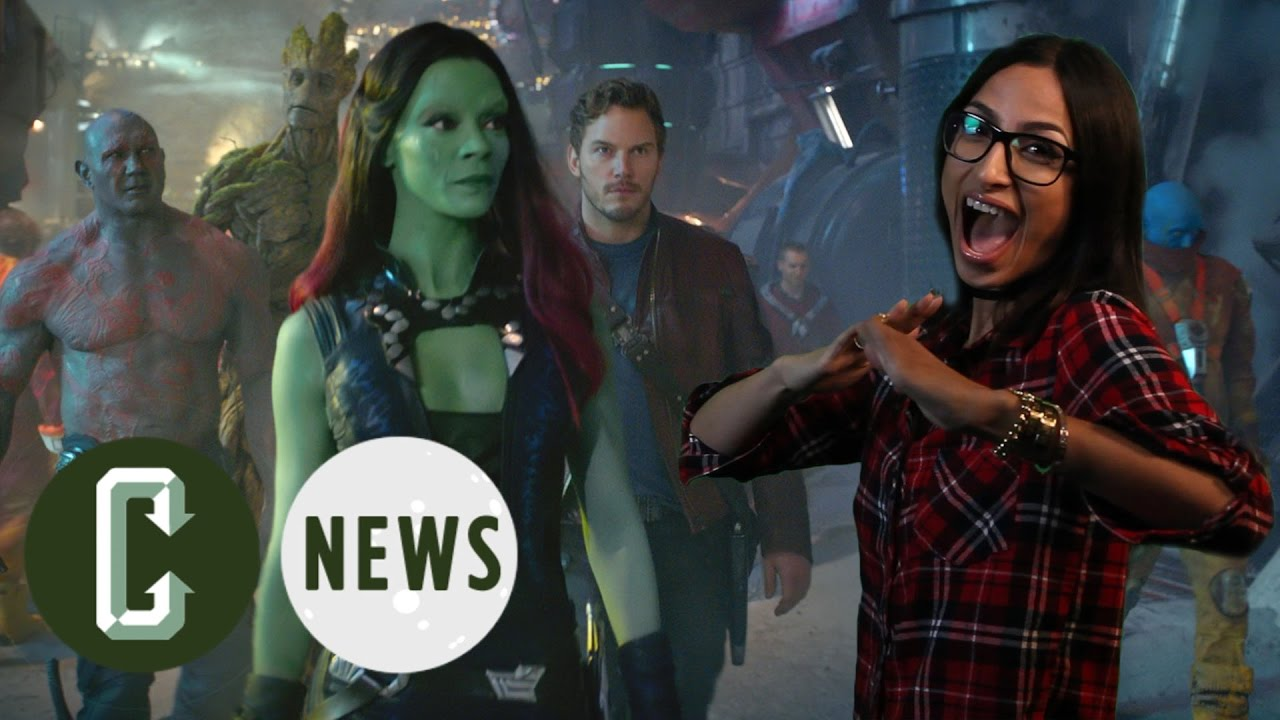 avengers: infinity war - gamora confirmed? | collider news - youtube