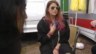 Alina Devecerski - Flytta på dig (Live @ Moraeus med mera 2012)
