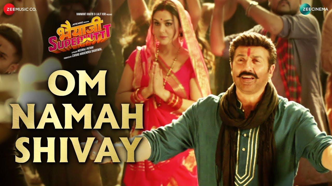 Bhaiaji Superhit | Song - Om Namah Shivay