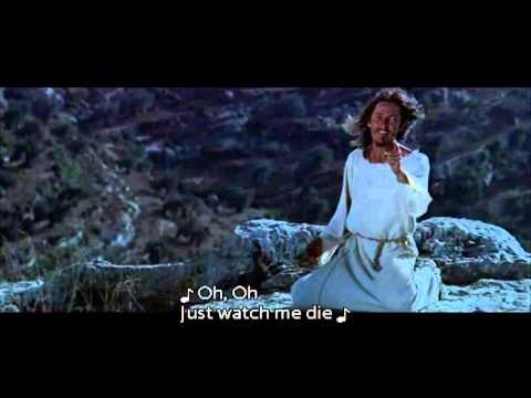 Jesus Christ Superstar(1973) I only want to say - Gethsemane - Eng subt