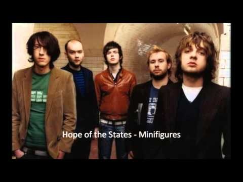 Hope of the States - Minifigures