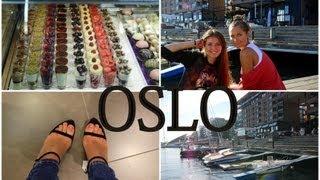 видео Шоппинг в Осло