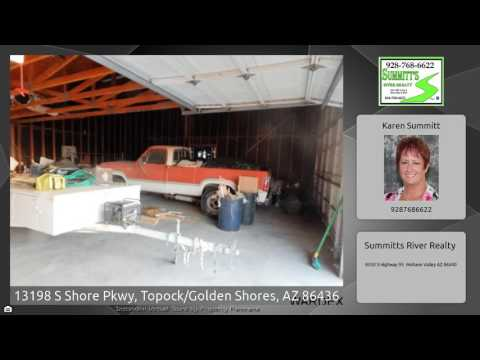 13198 S Shore Pkwy, Topock/Golden Shores, AZ 86436