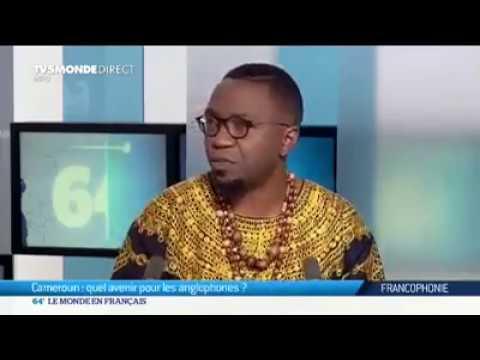 Patrice NGANANG à TV5: Il faut que BIYA soit chassé, et ce sera fait