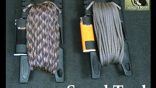 Spool Tool : The Best Paracord Tool