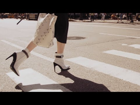 Dress From The Feet Up with Hilary Rhoda | Shoes at NET-A-PORTER