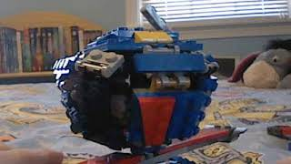 LEGO BattleBots Part 5: Bigger Bots! Tombstone, Icewave, Beta, and Warhead!