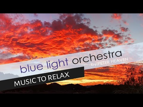 NON STOP MUSIC best instrumental background music to relax by blue light orchestra