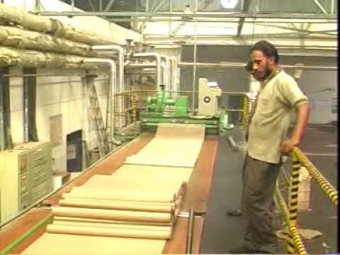 SENIOR'S 3 / 5 Ply Corrugated Board Making Plant