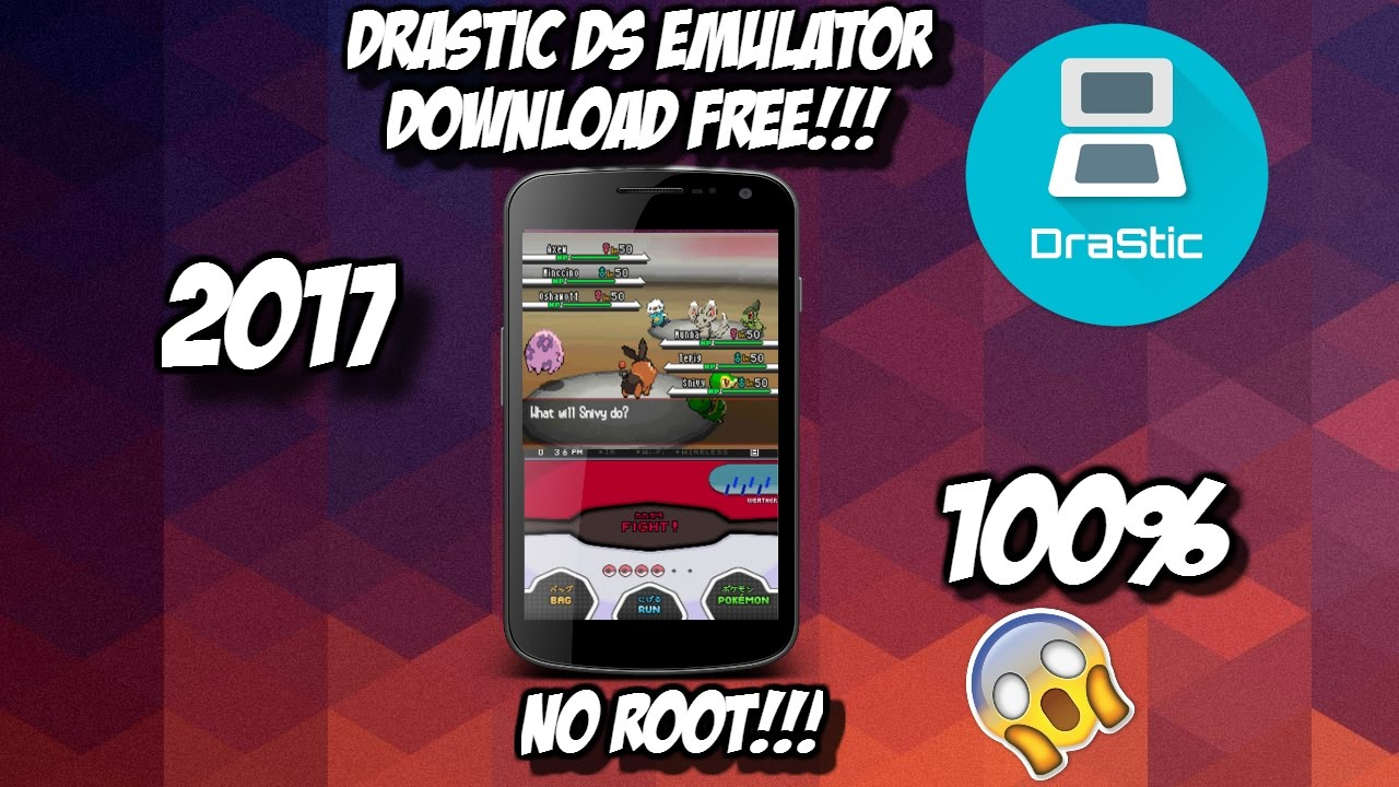 how to download drastic ds emulator for free