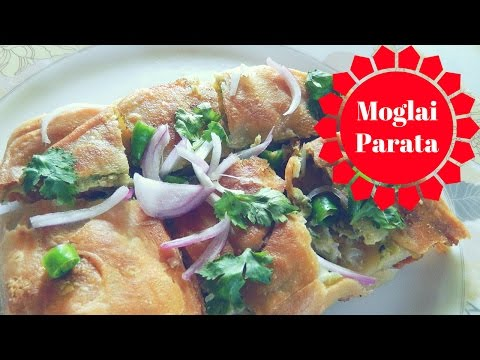 How To Make Moglai Parata | Bengali mughlai paratha recipe