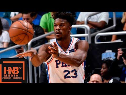 Philadelphia Sixers vs Orlando Magic Full Game Highlights   11.14.2018, NBA Season