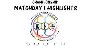 MKA UK - IFL Season V - Championship Matchday 1 Highlights