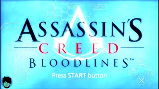 setting assassins creed bloodlines ppsspp