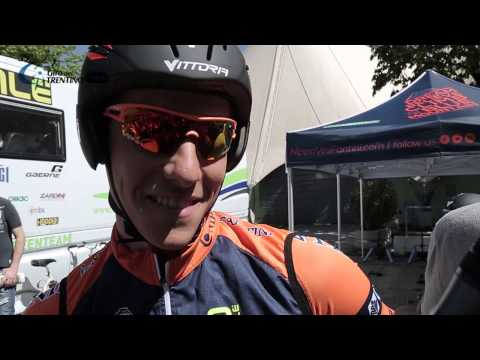 Giro del Trentino 2015: Iuri Filosi and his  feelings for the descents